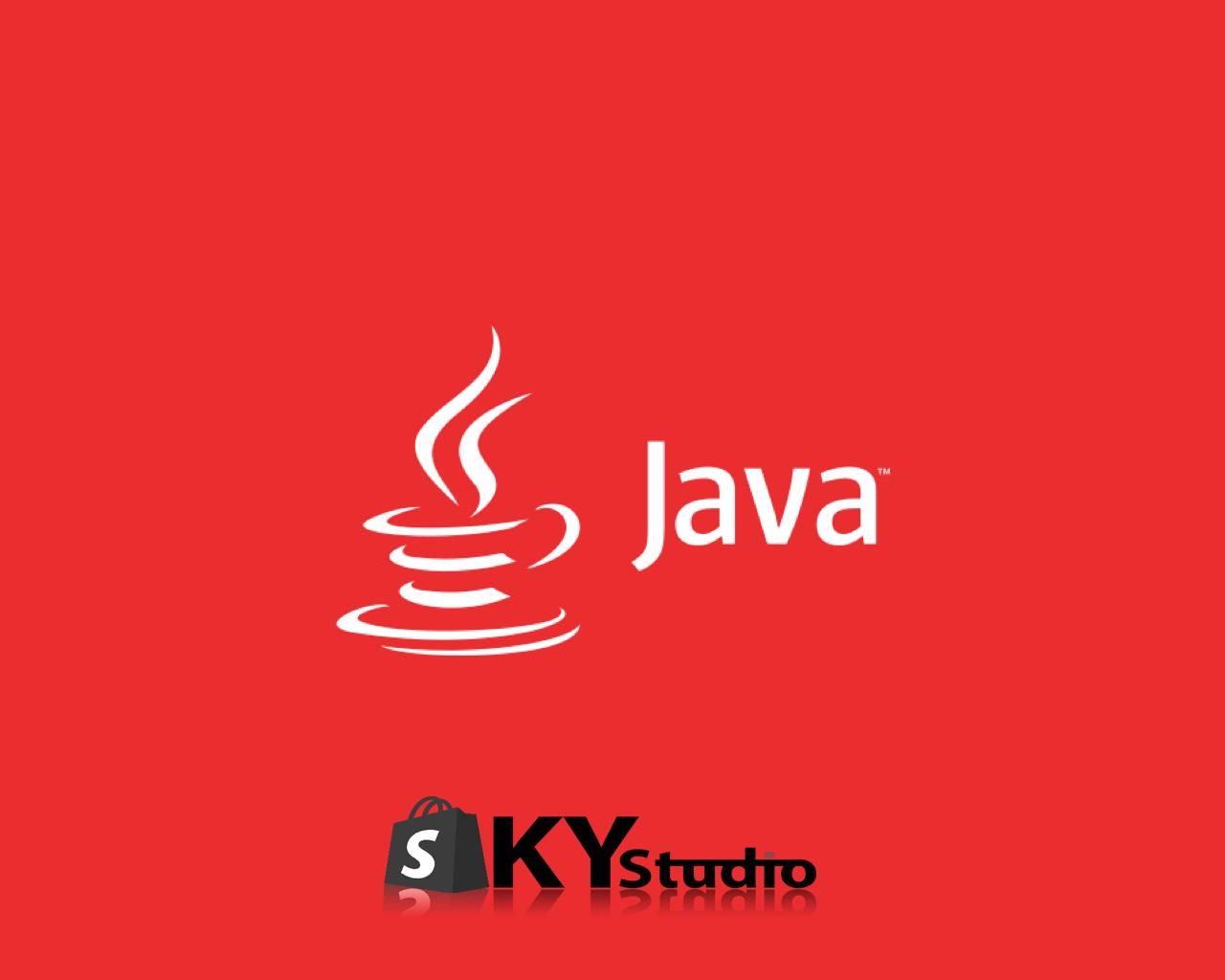 آموزش زبان برنامه نویسی جاوا در کوتاه ترین مدت