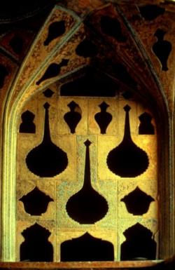 موسیقی در معماری ایران