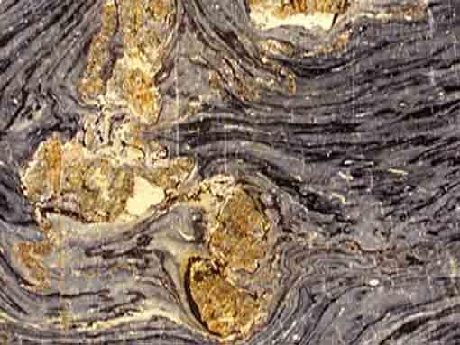 پاورپوینت بررسی سنگهای دگرگونی