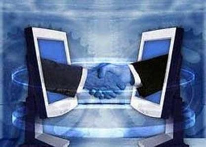 پاورپوینت بررسی تجارت الکترونیک