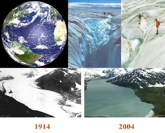 پاورپوینت بررسی تغییرات اقلیمی بر آگرواکوسیستم کره زمین