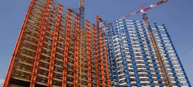 دانلود پژوهش ساختمانهای فلزی