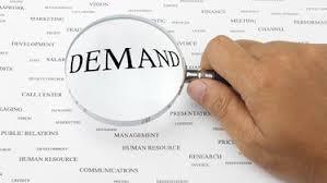 پاورپوینت برآورد تقاضا (ویژه ارائه کلاسی درس اقتصاد مدیریت)