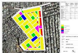 پاورپوینت تعاریف و مفاهیم، نظریه ها و کلیات برنامه ریزی کاربری اراضی شهری